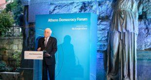 «Μόνο μια ισχυρή Ενωμένη Ευρώπη μπορεί να εξουδετερώσει λαϊκισμό και νεοναζισμό»