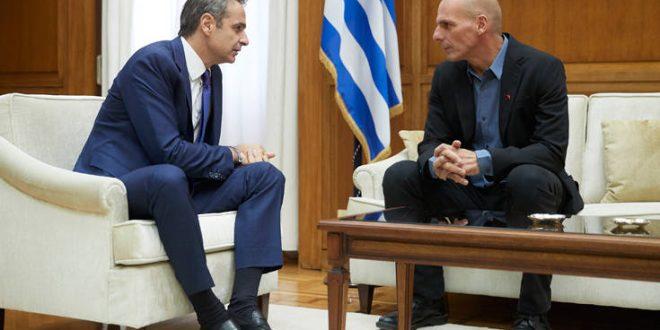 «Συμφωνήσαμε στην ανάγκη να διευκολυνθεί η ψήφος των αποδήμων Ελλήνων»