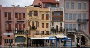 Χανιά: Ειδικούς χώρους για να καταφεύγει ο πληθυσμός μετά από σεισμό φτιάχνει ο Δήμος
