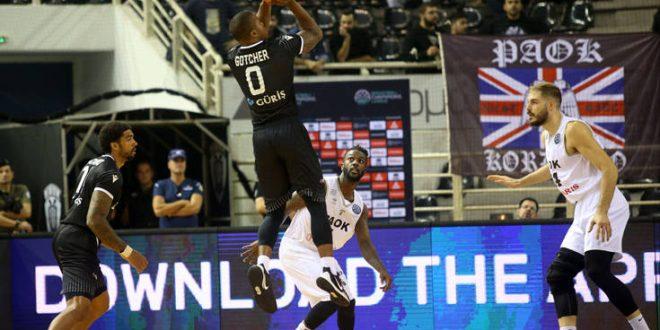Μία νίκη και μία ήττα στις ελληνοτουρκικές «μάχες» στο μπασκετικό Champions League