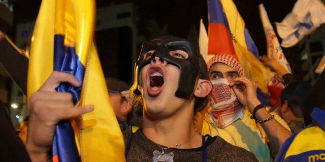 Εκτός ελέγχου η κατάσταση στον Ισημερινό