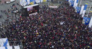Η τεχνητή νοημοσύνη υπολογίζει τον κόσμο σε μια διαδήλωση