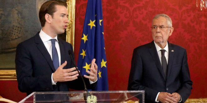 Αυστρία: Δεύτερος γύρος διερευνητικών επαφών για τη νέα κυβέρνηση