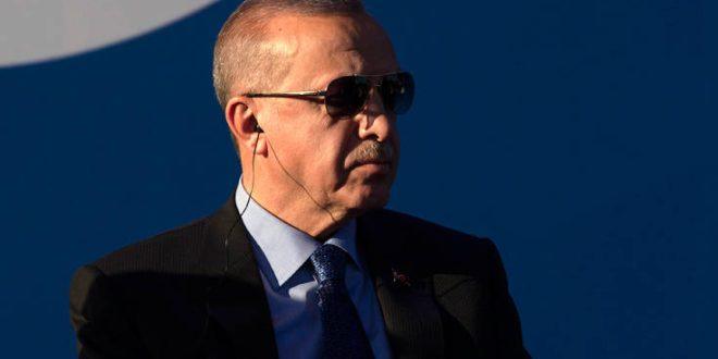 Η Τουρκία «δεν θα τερματίσει» την επιχείρησή της παρά τις «απειλές», διαβεβαιώνει ο Ερντογάν