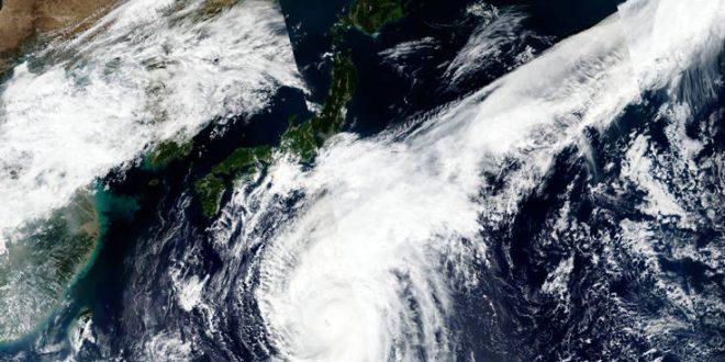 Ιαπωνία: Στους 56 οι νεκροί από τον τυφώνα Χαγκίμπις