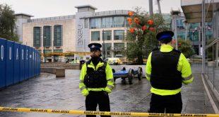 Επίθεση με μαχαίρι στο Μάντσεστερ: 5 τραυματίες και οι πρώτες εικόνες από την εξουδετέρωση του δράστη