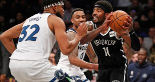 NBA: Εξωπραγματικός Ίρβινγκ, σημείωσε 50 πόντους και δεν έκανε ούτε ένα λάθος