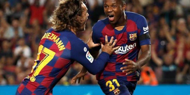 Την έγκριση της FIFA περιμένει η Ισπανία για την κλήση του Ανσού Φατί