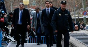 Απολογήθηκε για την υπόθεση φοροδιαφυγής ο Τσάμπι Αλόνσο και κινδυνεύει με φυλάκιση