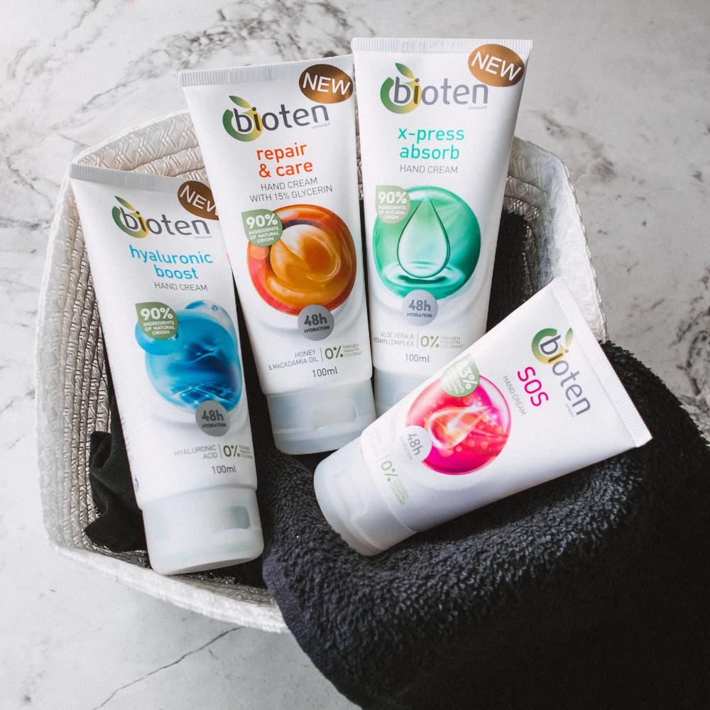 bioten hand creams 1