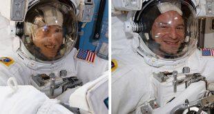 «Διαστημικός περίπατος» δύο αστροναυτών για την αντικατάσταση μπαταριών