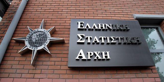 ΕΛΣΤΑΤ: Στα 335,518 δισ. ευρώ το χρέος το β