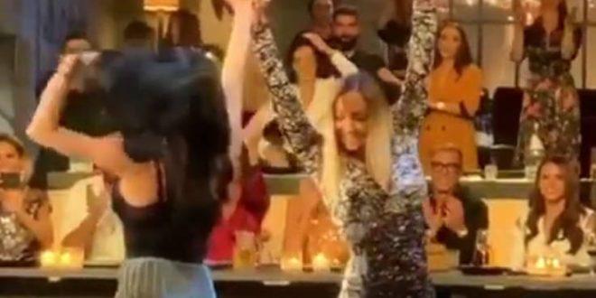 Στην υγειά μας ρε παιδιά: Παόλα και Μελίνα Ασλανίδου θα ξεσηκώσουν το κοινό με το τσιφτετέλι τους