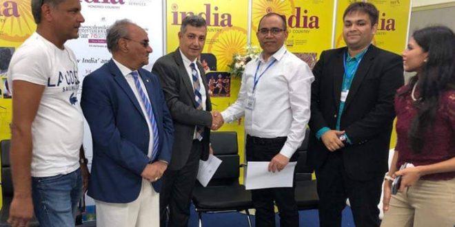 Συνεργασία των συμβούλων τηλεπικοινωνιών της Ινδίας με το Ελληνο- Ινδικό Επιχειρηματικό Συμβούλιο