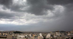 Νεφώσεις και λίγες βροχές θα κάνουν την εμφάνισή τους την Κυριακή
