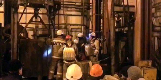 Νεκρός στο κελί του πρώην επικεφαλής ορυχείου που πλημμύρισε στη Ρωσία