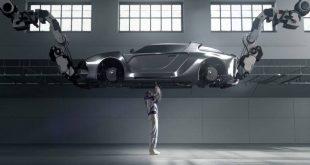 Ρομποτική βοήθεια στους εργαζόμενους της αυτοκινητοβιομηχανίας