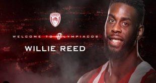 Παίκτης του Ολυμπιακού κι επίσημα ο Ουίλι Ριντ