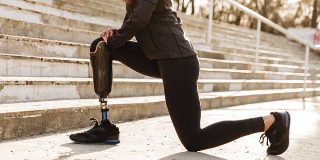 Πρόσθετο πόδι συνδεδεμένο με νεύρα γίνεται αντιληπτό ως μέρος του σώματος