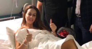 Ιωάννα Λίλη: Στο νοσοκομείο η παρουσιάστρια