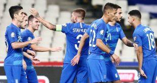 Euro 2020: Με στόχο να δώσει συνέχεια και στην Αρμενία η Ελλάδα