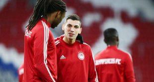 Μπάγερν Μονάχου-Ολυμπιακός: Με 4-3-3 παρατάσσονται οι «ερυθρόλευκοι»