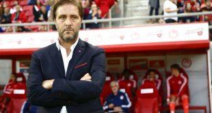 Μαρτίνς: Δουλειά μας είναι να παίζουμε ποδόσφαιρο