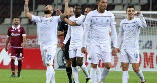 ΑΕΛ-Λαμία: «Πάρτι» στη Λάρισα και σπουδαία νίκη 0-3 για τους Φθιωτούς