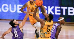 Basketball Champions League: Με σούπερ Λάνγκφορντ η ΑΕΚ λύγισε την Μπούργος