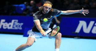 ATP Finals: Κόντρα στον Τιμ για τον τίτλο ο Τσιτσιπάς