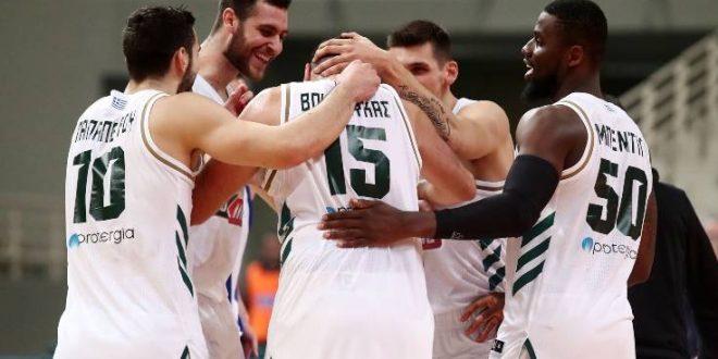 Basket League: Καταιγιστικός ο Παναθηναϊκός με 130 πόντους κόντρα στον Ηρακλή