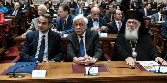 Οι διαβεβαιώσεις των νέων μητροπολιτών στον Πρόεδρο της Δημοκρατίας