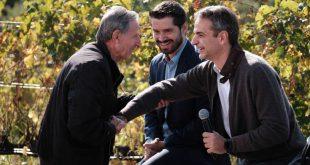 Τα προβλήματα των νέων αγροτών άκουσε ο πρωθυπουργός στην Ημαθία