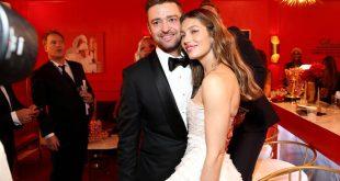 Ο παντρεμένος Τίμπερλεϊκ απαθανατίστηκε σε τρυφερό τετ-α-τετ με συμπρωταγωνίστριά του
