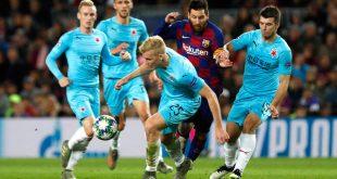 Champions League: Γκέλα για την Μπαρτσελόνα κόντρα στη Σλάβια Πράγας