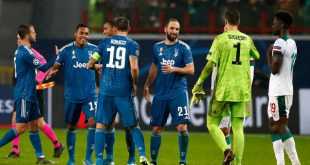 Champions League: «Διπλό» στα χασομέρια για τη Γιουβέντους και πρόκριση στη Μόσχα