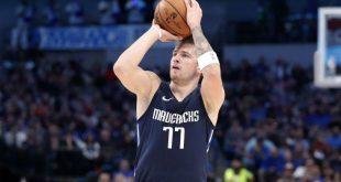 Ο Ντόνσιτς έχει ο νεότερος παίκτης του NBA με 30+ πόντους και 10+ ασίστ σε τρία σερί ματς