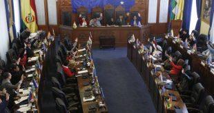 Βολιβία: Εγκρίθηκε από τα δύο σώματα του Κογκρέσου ο νόμος για τις νέες εκλογές