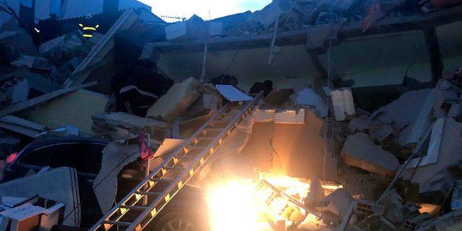 Φονικός σεισμός στην Αλβανία: Τρεις οι νεκροί από τα 6,4 Ρίχτερ