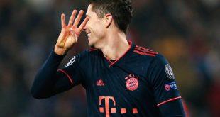 Champions League: Ο Λεβαντόφσκι σημείωσε το πιο γρήγορο καρέ στην ιστορία της διοργάνωσης