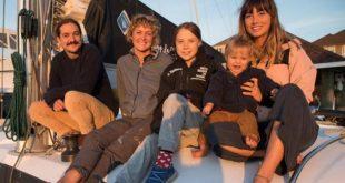 Γκρέτα Τούνμπεργκ: Ταξιδεύει με καταμαράν από τις ΗΠΑ στην Ευρώπη