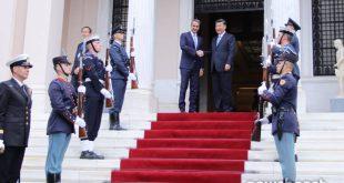 Μητσοτάκης σε Σι Τζινπίνγκ: Νέα εποχή στις σχέσεις Ελλάδας-Κίνας