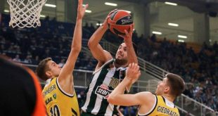 Euroleague: Ήττα-σοκ για τον Παναθηναϊκό στη δεύτερη παράταση από την Άλμπα
