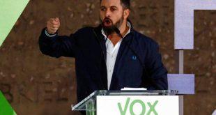 Ισπανία: Ο ηγέτης του ακροδεξιού κόμματος Vox Σαντιάγο Αμπασκάλ θέλει μια «πατριωτική εναλλακτική»