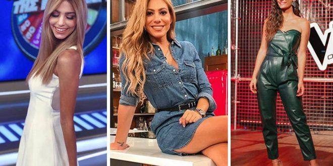 Παρουσιάστριες που ομορφαίνουν την ελληνική τηλεόραση