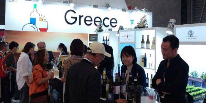 Πενήντα ετικέτες ελληνικών κρασιών στη Διεθνή Έκθεση Οίνου ProWine China