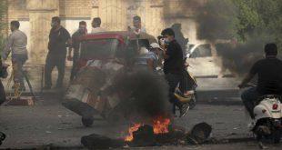 Ιράκ: Σε πολιτική ανυπακοή καλούν οι διαδηλωτές, τέσσερις οι νεκροί