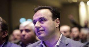 Υποψήφιος για την προεδρία της ΚΕΔΕ ο δήμαρχος Τρικκαίων Δημήτρης Παπαστεργίου