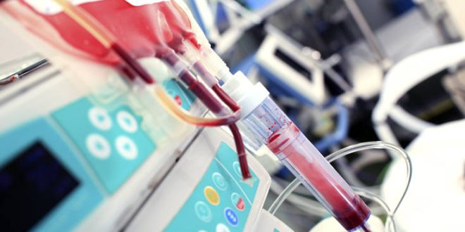 Η παγκόσμια έλλειψη σε αίμα σε νούμερα