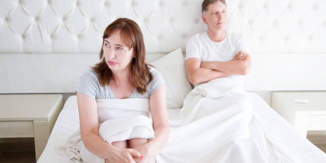 Γιατί το σεξ γίνεται λιγότερο ικανοποιητικό για τις γυναίκες πριν την εμμηνόπαυση